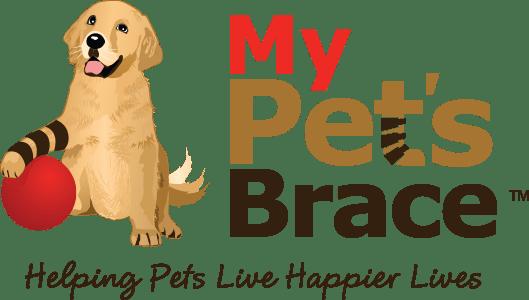 Custom-Made Dog Braces - My Pet's Brace Logo