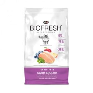 Biofresh Gato Adulto Pollo 7.5 Kg.