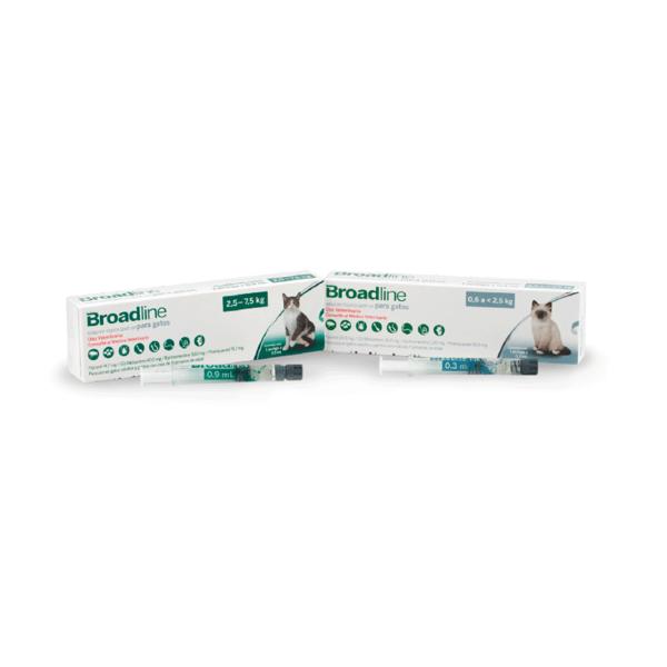 Broadline® para Gatos