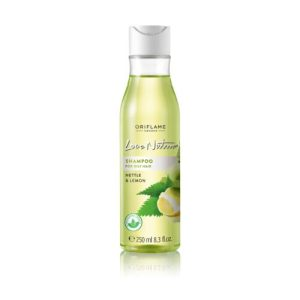 32625 oriflame - Dầu gội cho tóc dầu Love Nature Shampoo For Oily Hair Nettle & Lemon 250ml