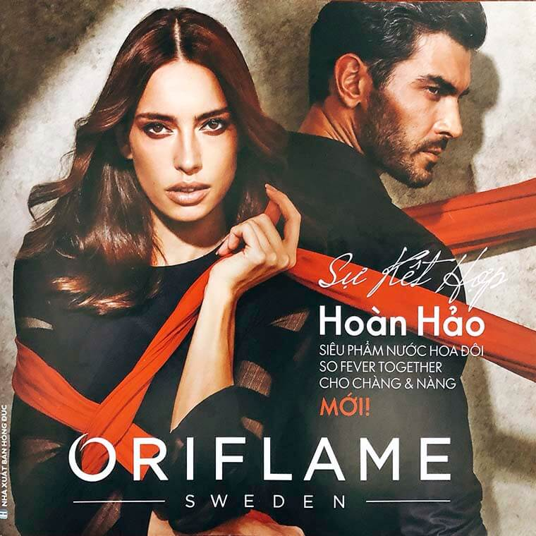 catalogue oriflame tháng 2 2020