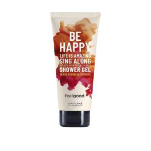 35992 oriflame - gel tắm Be Happy Shower Gel Feel Good