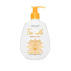 34504 Oriflame Dung Dịch Vệ Sinh Phụ Nữ Oriflame Feminelle Extra Comfort Nurturing Intimate Cleansing Cream Calendula