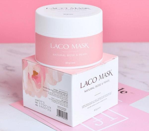 Mặt nạ dưỡng da Laco Mask