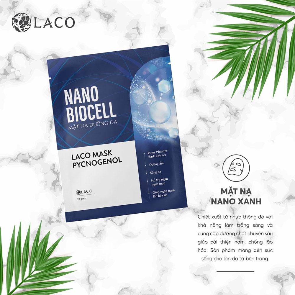 Mặt Nạ Laco Nano Biocell