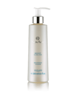 32656 oriflame - NovAge Bright Sublime Cleanser