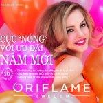 Catalogue mỹ phẩm Oriflame tháng 2-2018