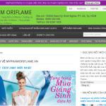 MyPhamOriflame.vn