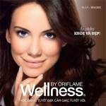Tờ rơi sản phẩm Wellness by Oriflame (từ 1/1 đến 30/6/2013)