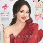 Catalogue mỹ phẩm Oriflame 1-2018