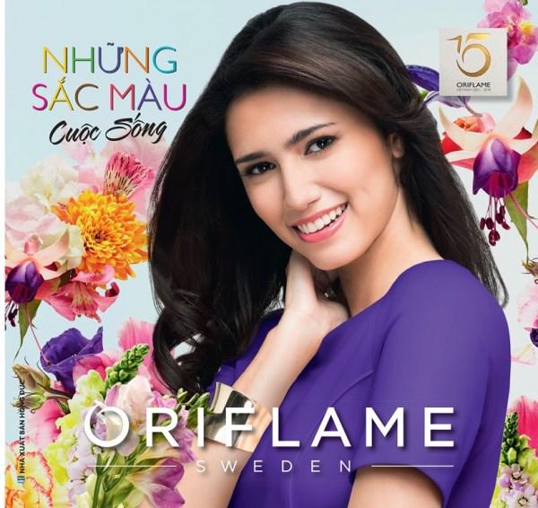 Catalogue My Pham Oriflame 9-2018