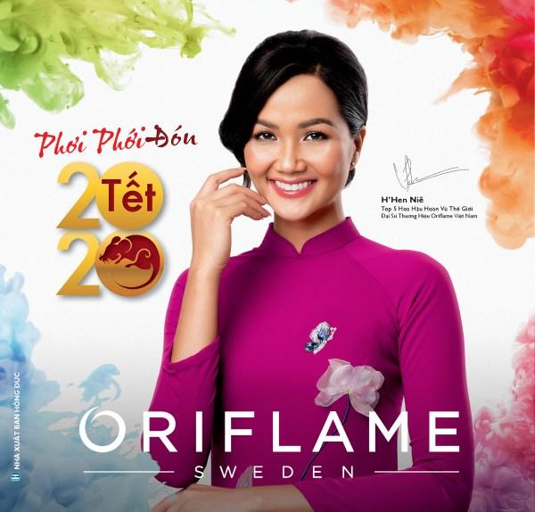 Catalogue mỹ phẩm Oriflame 1-2020