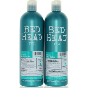 DẦU GỘI XÃ TIGI 2 BED HEAD URBAN ANTIDOTES 750ML X 2