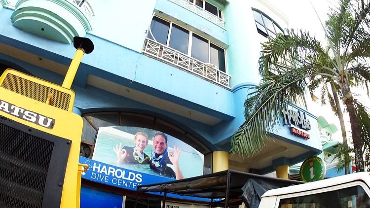 SCUBA Harolds Dive Shop
