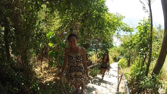 Apo Climbing Filipina Not Happy