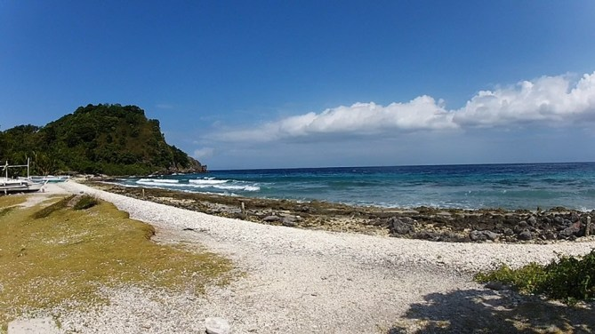 Apo Marine Sanct beach