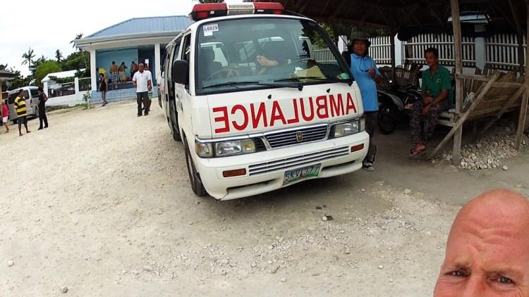 Whale Shark Ambulance