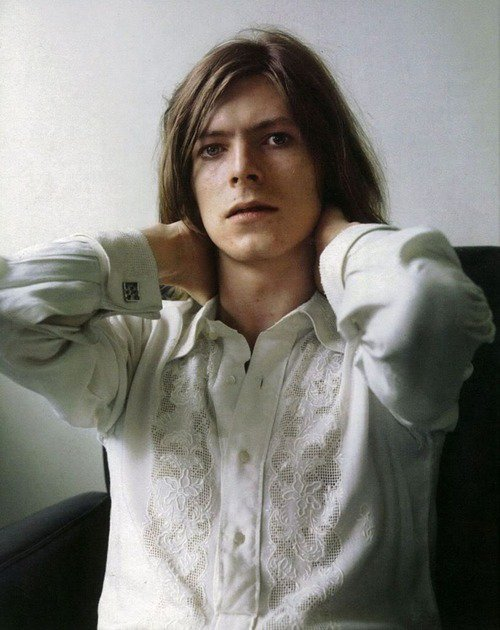 david bowie in barong