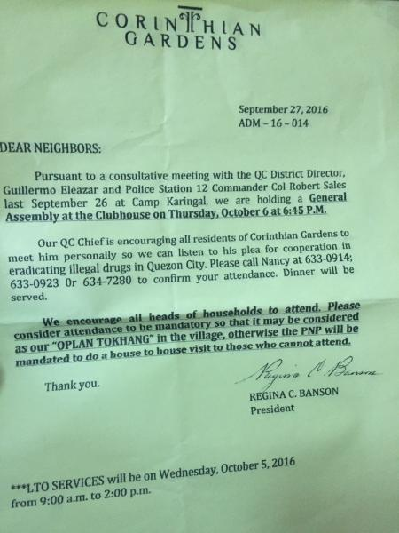 drug-testing-neighborhood-posting-quezon-city