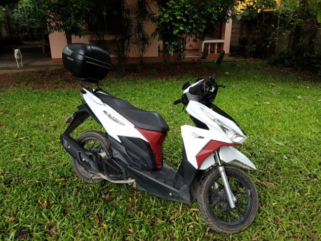 honda click 125i philippines shad 33 liter top box