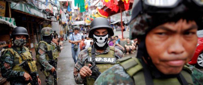 philippine pnp police swat drug war