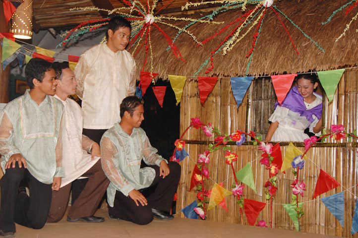 Traditional Courtship in the Philippines - What is Old is