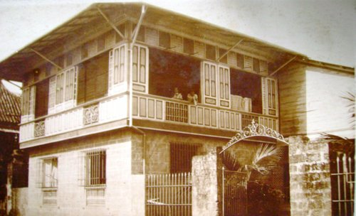 A classic bahay na bato - location uncertain.