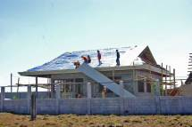 Philippine House Project Roof And Roofing