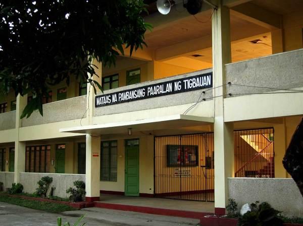Tigbauan National High School