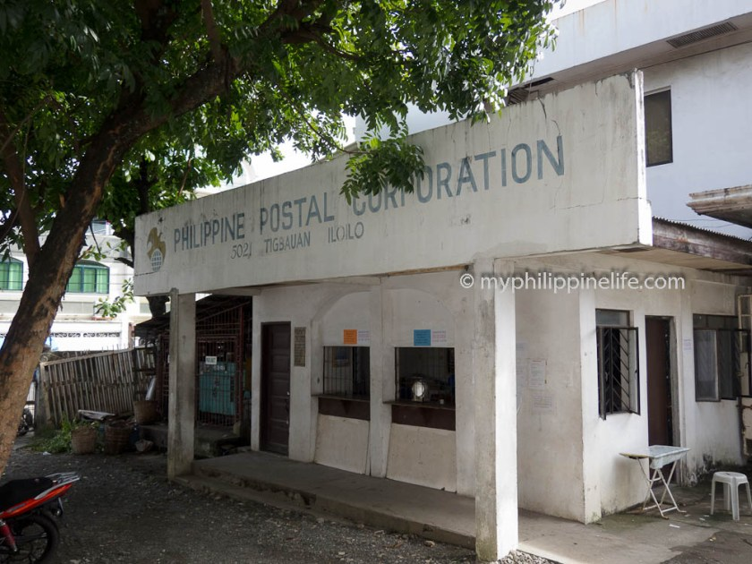 Friendly Tigbauan Post Office