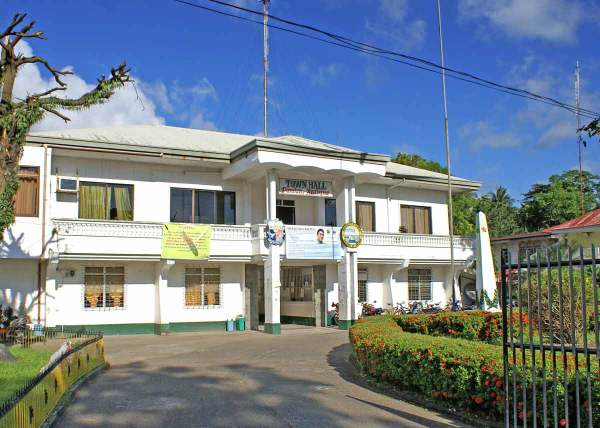 Pandan, Antique Municipal Hall