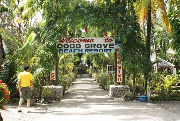 Coco Grove Beach Resort, Tigbauan Iloilo