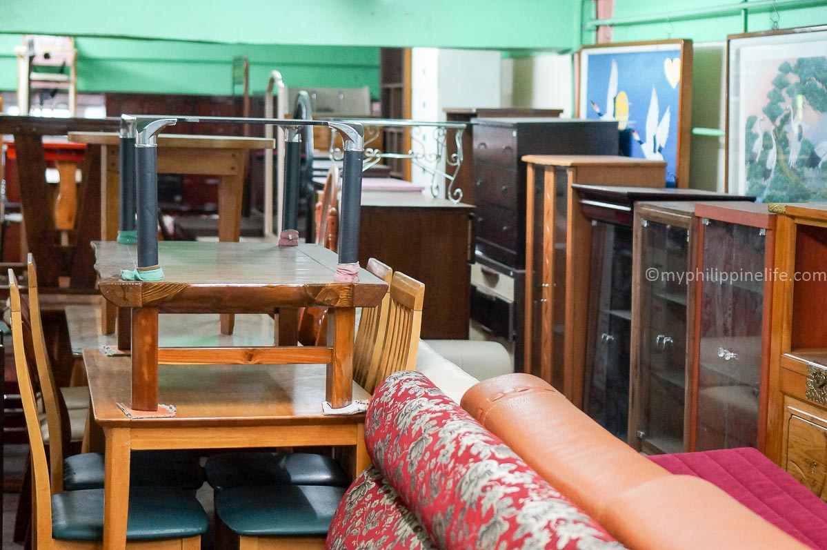 Bargain furniture and household goods in iloilo city my philippine life Sm home furniture in philippines