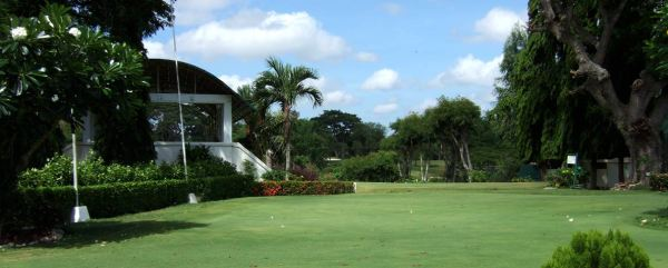 Santa Barbara, Iloilo Golf Course - Club House