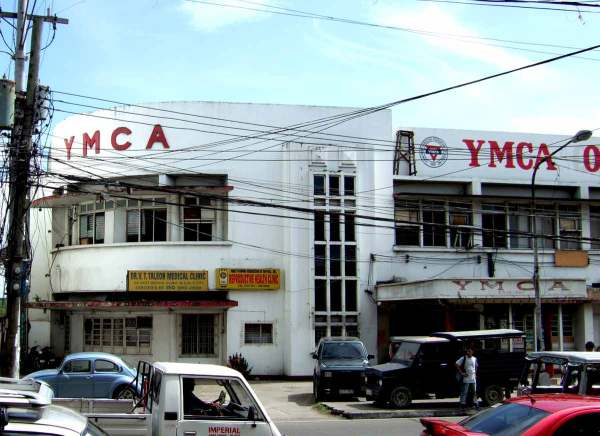 Streamline Iloilo City YMCA Building on Iznart Street