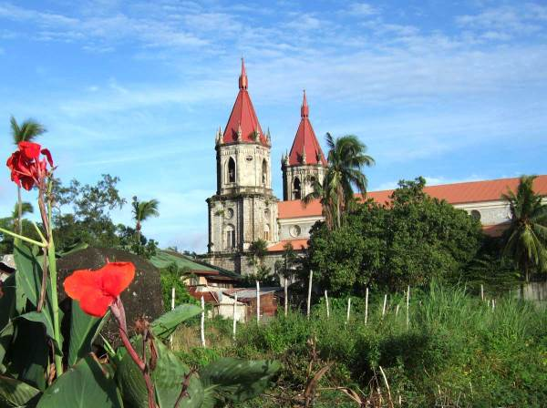 Molo Church from M.H. del Pilar