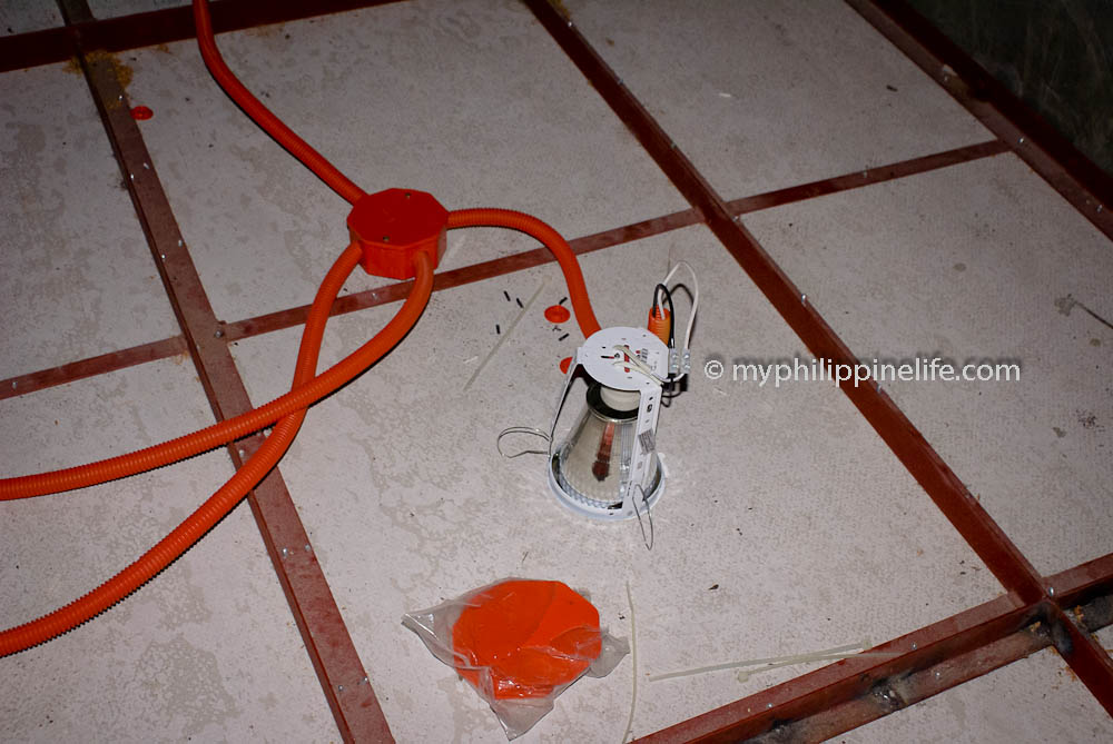 philippine electrical wiring building our philippine house my rh myphilippinelife com Circuit Breaker Power Cord