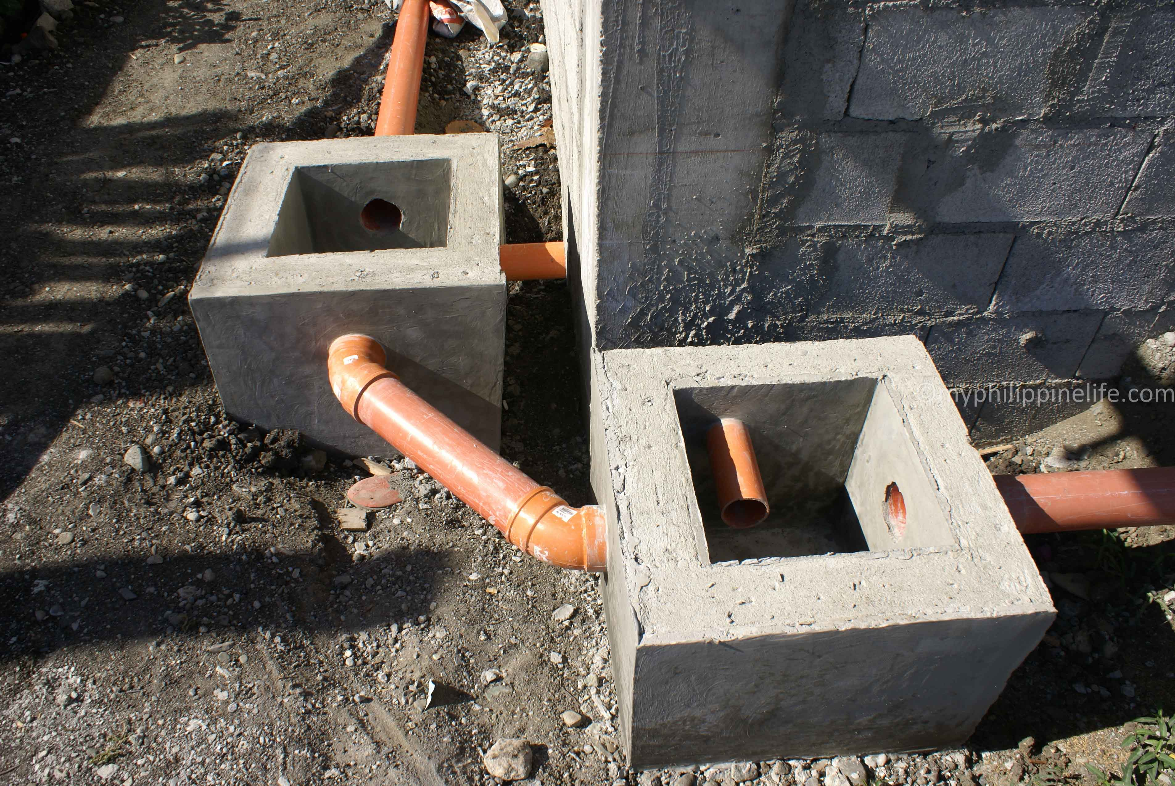 Our Philippine House Project – Septic and Drainage Systems | My