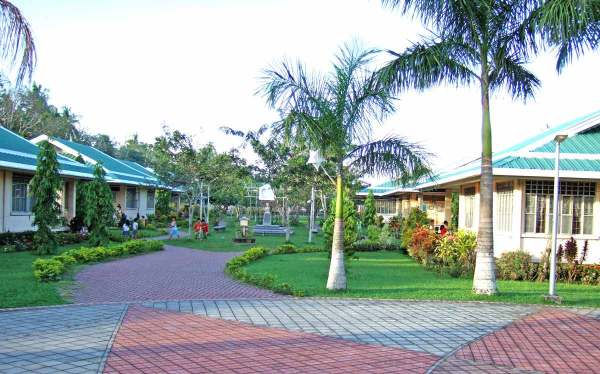 SOS Children's Village - Iloilo.  The campus