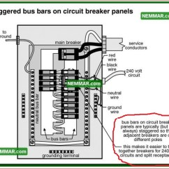 Wiring A Breaker Box Diagram Dodge Ignition Coil Philippine Electrical Building Our House My Of Panel With Staggered Bus