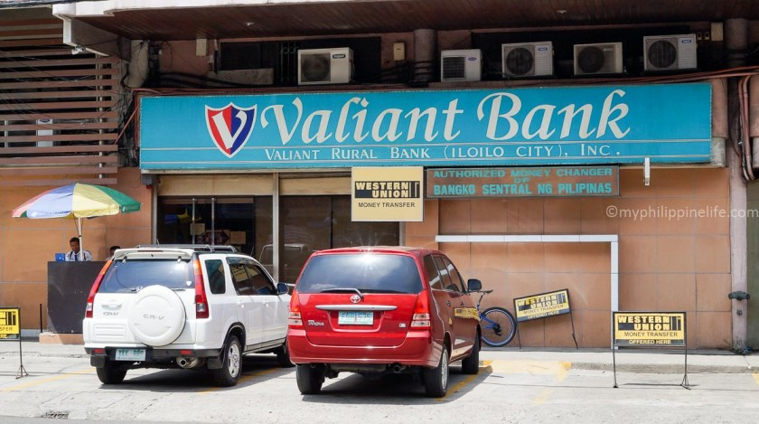 Valiant Bank, Mabini Street, Iloilo City