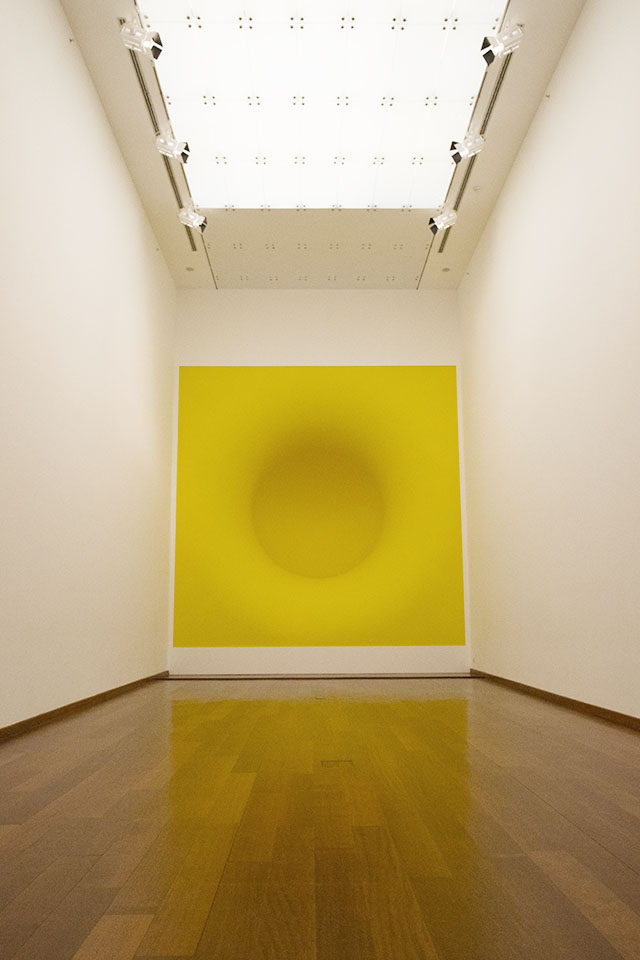 Anish Kapoor room