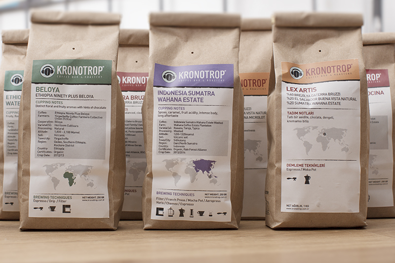 home coffee vac bags