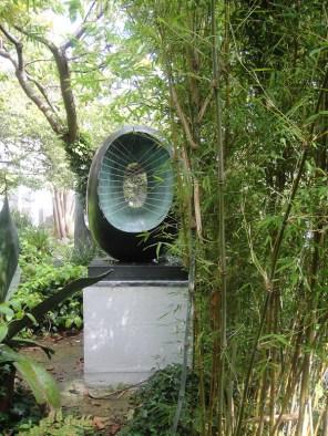 Barbara Hepworth sculpture garden - mycustardpie.com
