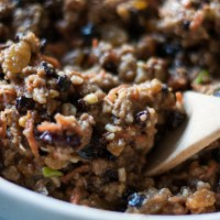 Slow cooker Christmas: Christmas pudding