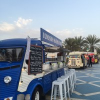 Seeking out street food in Abu Dhabi