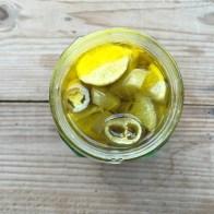 Lemon and chilli pickle - mycustardpie.com