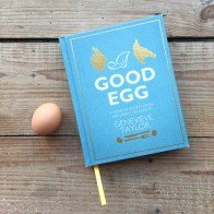 KP bought me this wonderful cookbook written by an urban smallholder. The Good Egg by Genevieve Taylor - In my kitchen on mycustardpie