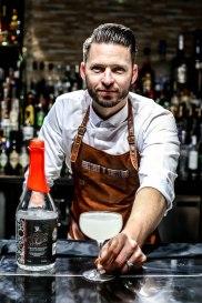 Denzel Heath of the MMI Bar Academy - for his cocktail recipes visit mycustardpie.com