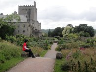 Buckland Abbey once home of Francis Drake. How to make a Sir Frances Drake Gimlet on mycustardpie.com